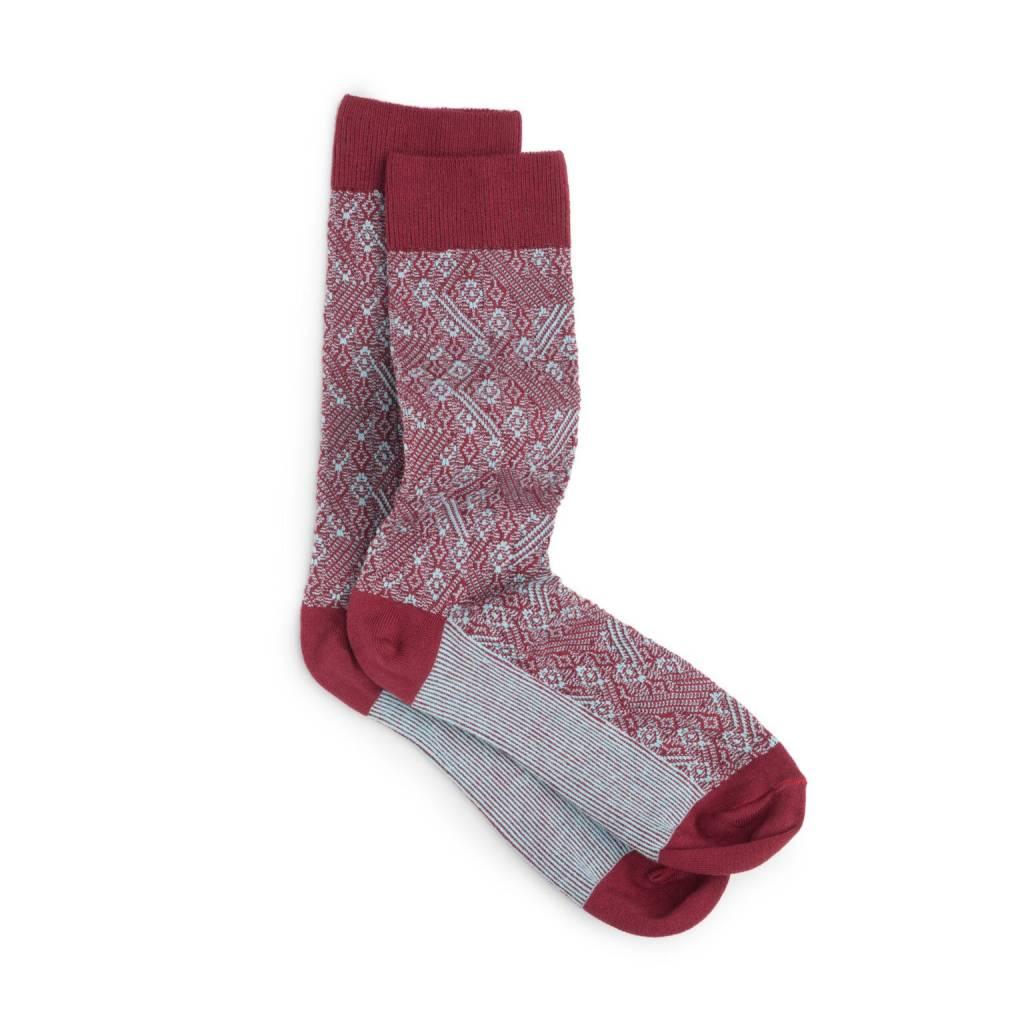 Ace & Everett Baxter Mid-Calf Sock