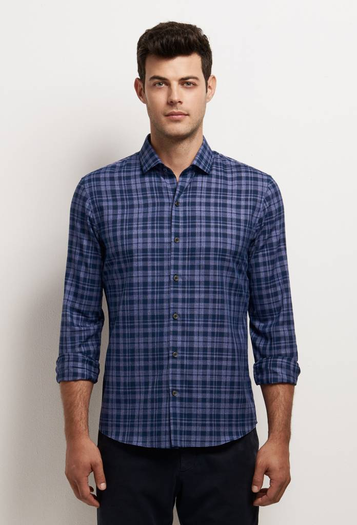 Ronnie Long Sleeve Button Down