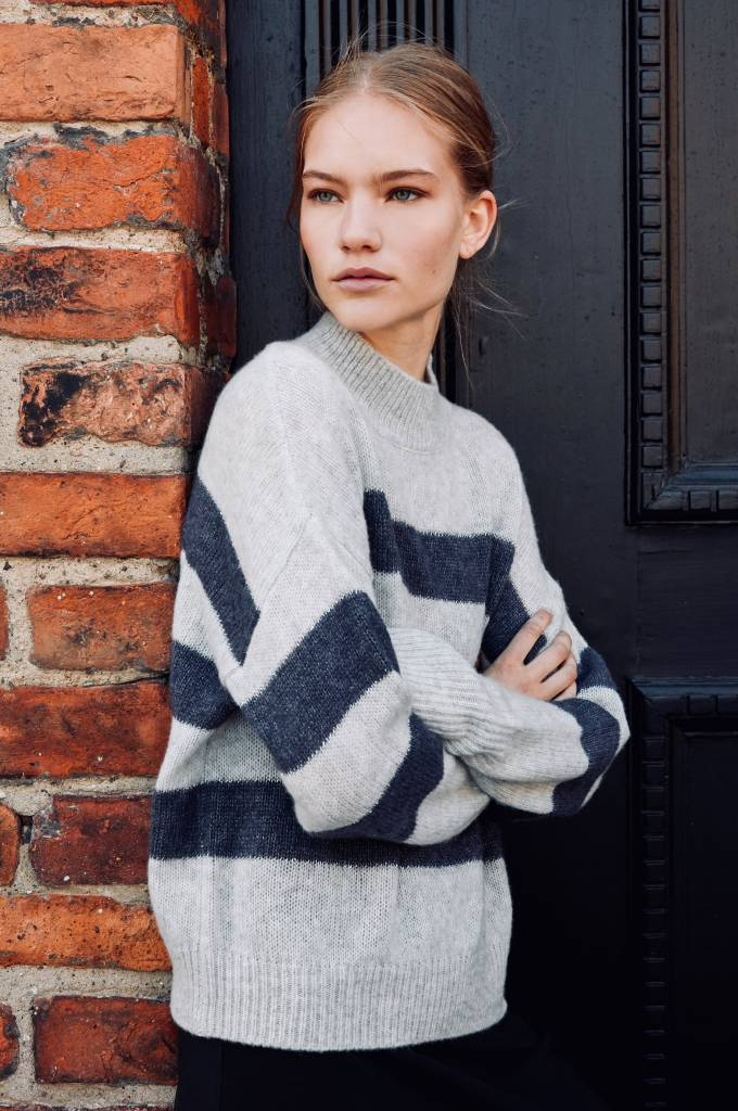 Rails Ellise Striped Sweater