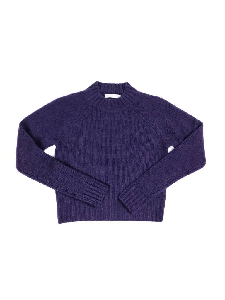 Vince Shrunken Pullover Sweater