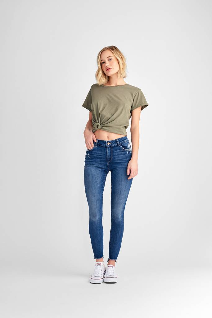 DL1961 Florence Mid Rise Skinny