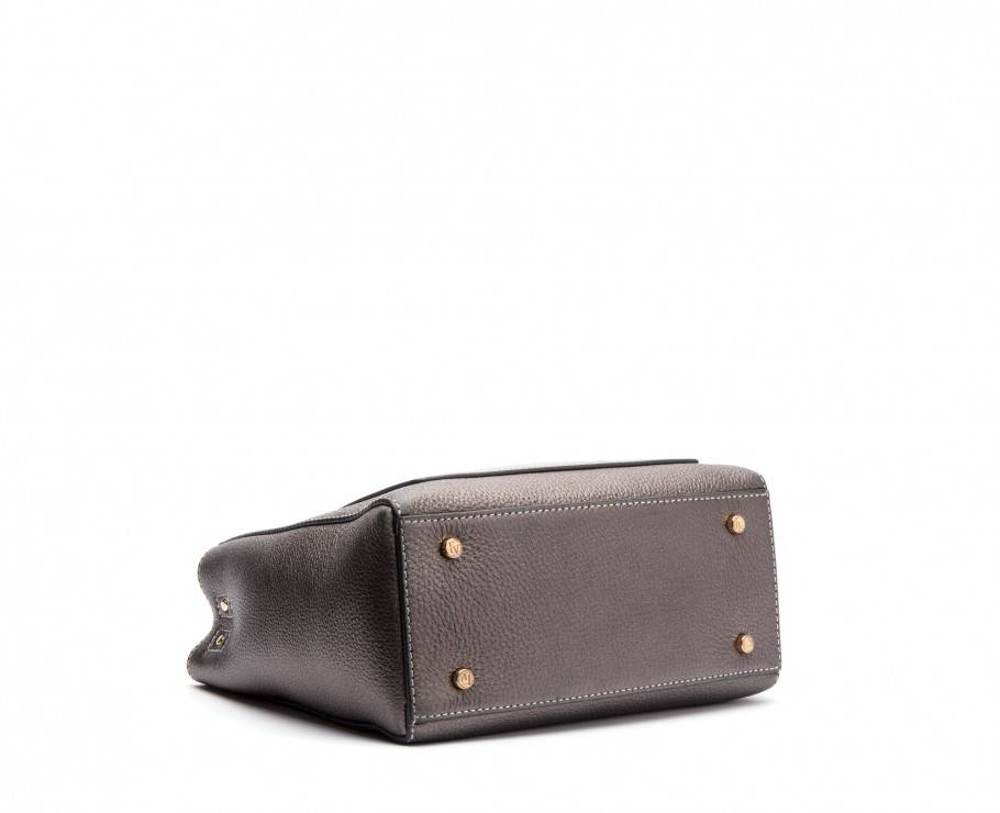 Frances Valentine Small Tumbled Leather Chloe Bag