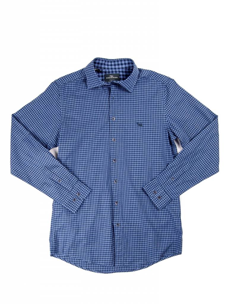 Ellis Park LS Sports Fit Button Down