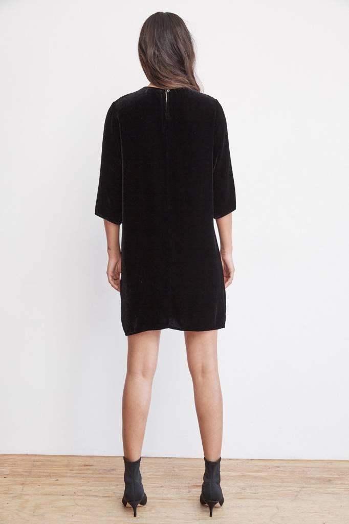 Velvet by Graham & Spencer Prunella Velvet Dress
