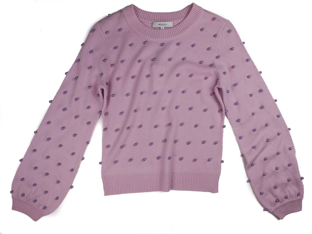 MILLY Pearl Sweater