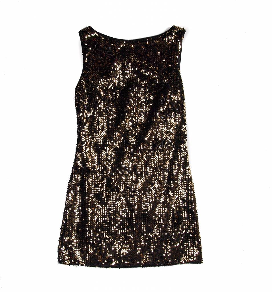 MILLY SL Gina Sequin Dress