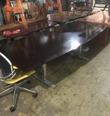 Designer Maple Conference Table #ORA