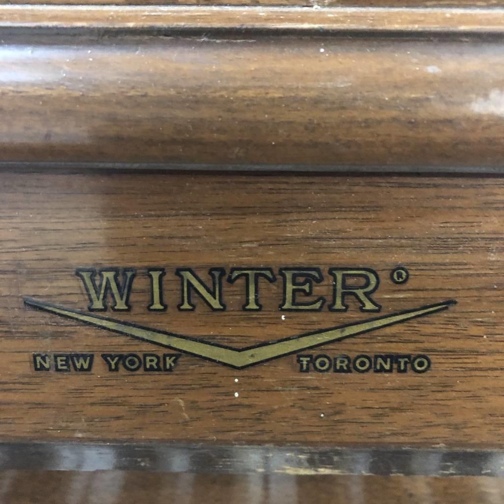 Winter Piano #WHI