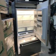 Viking Refrigerator #YEL