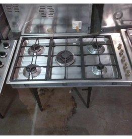 Smeg 5-Burner Cooktop#YEL