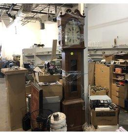 Antique Grandfather Clock #YEL