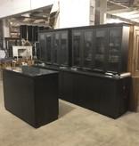 Modern Office Cabinet Set #BLU