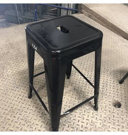 Medium Black Stools #BLU