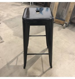 Large Black Stools #BLU