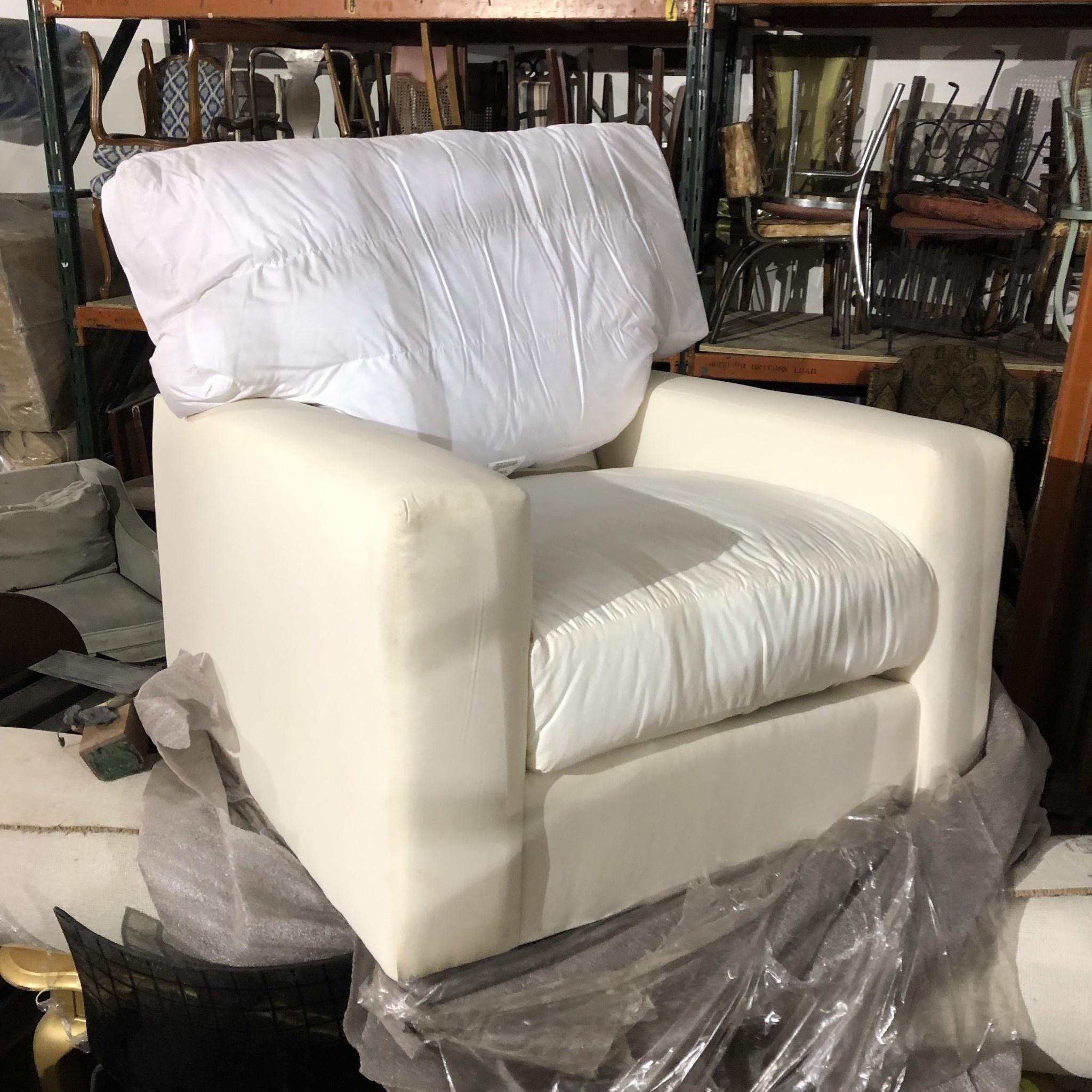Sofas w/ No Seat Covers