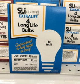 60 Watt Light Bulbs