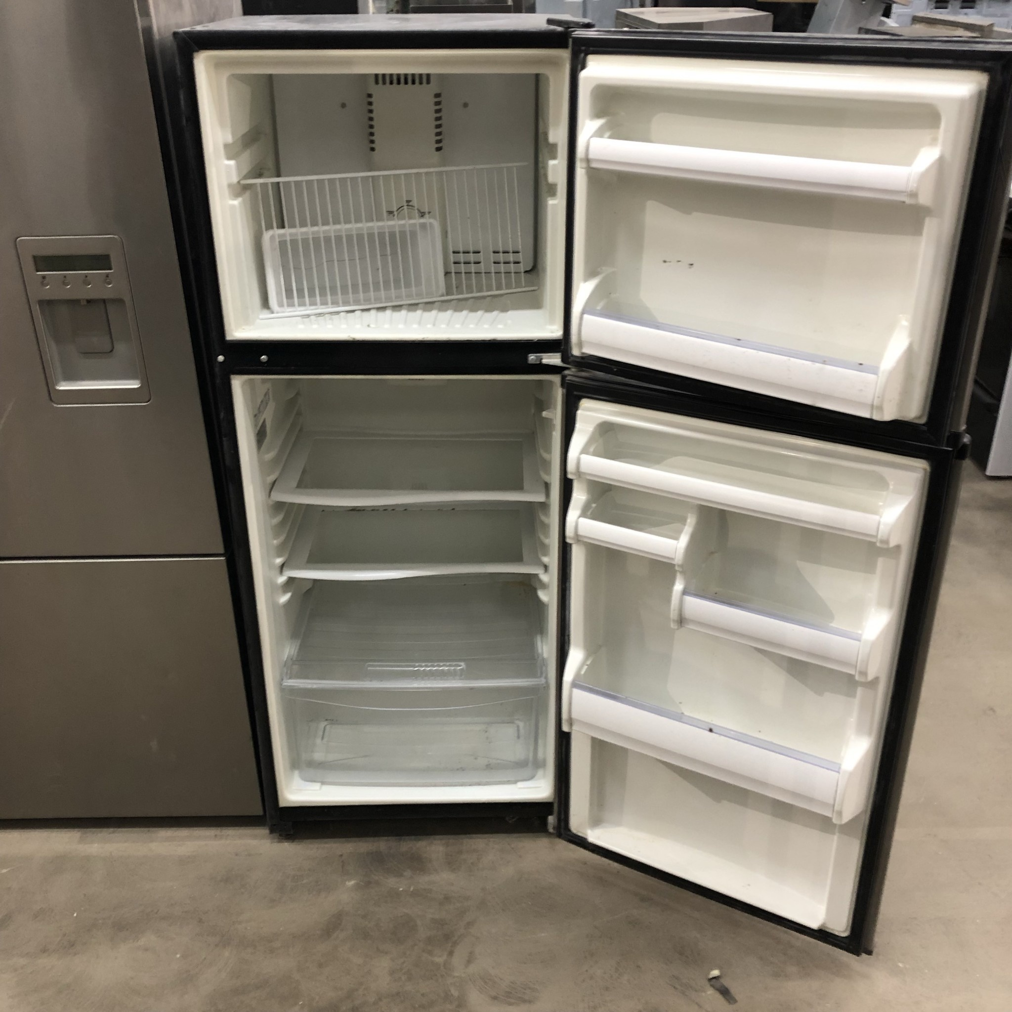 Whirlpool Stainless Steel Refrigerator