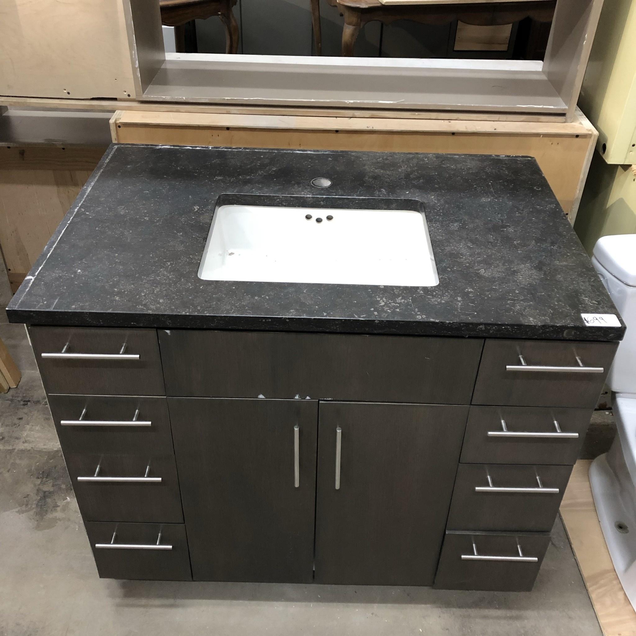 Kohler Granite Top Vanity