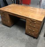Vintage Teacher's Desk