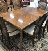 Tiger Oak Dining Table