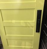 Contemporary 5 Panel Oak Door
