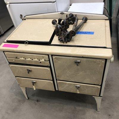 Vintage Detroit Oven