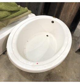 Oval Jacuzzi Tub