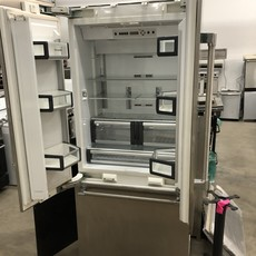 Thermador Stainless Steel Fridge