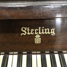 Sterling Vintage Piano