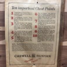 Caswell Runyan CedarTreasure Chest