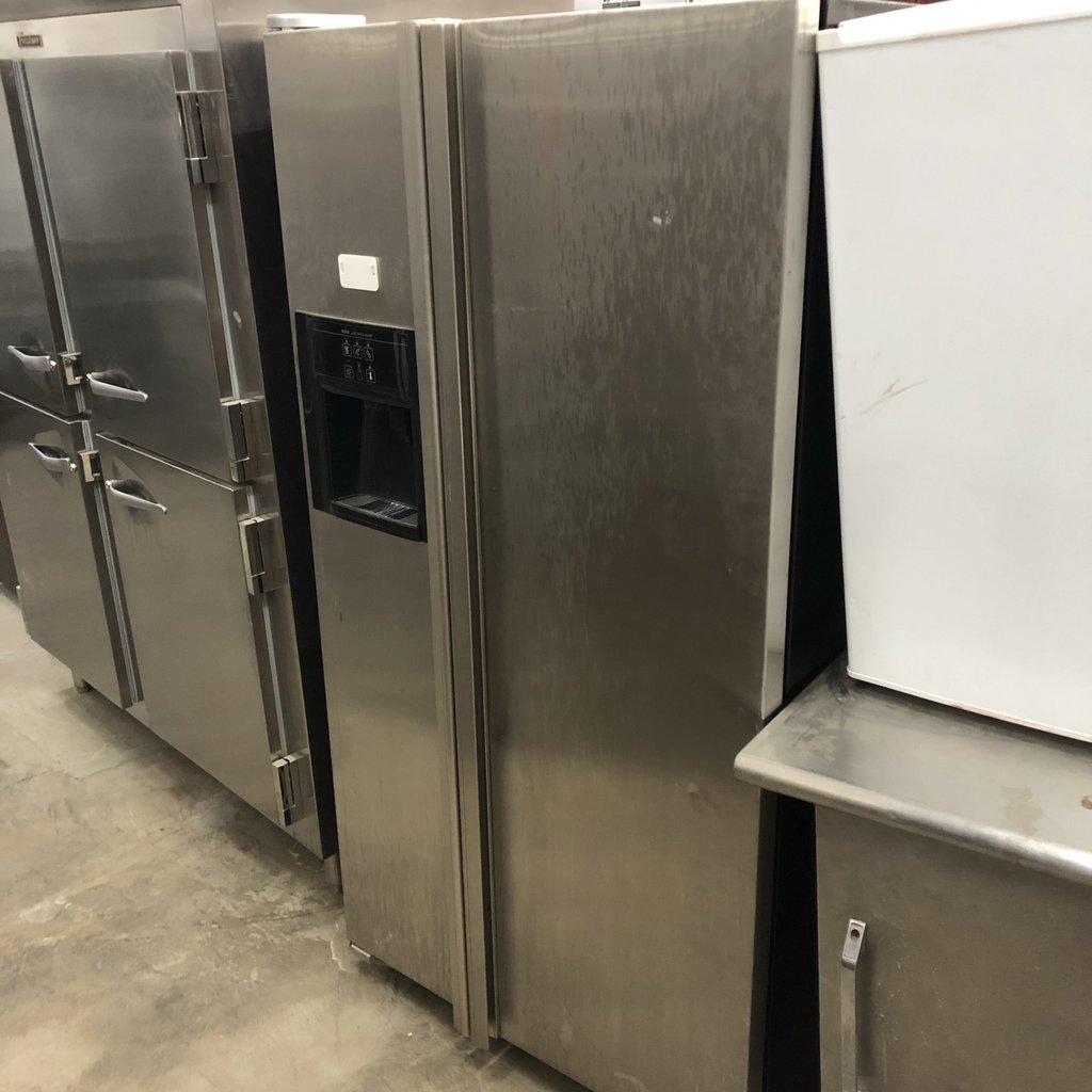 Jenn Air Stainless Steel Refrigerator