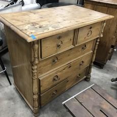 Antique ABC Dresser