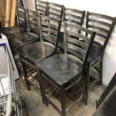 Metal Framed Bar Stools