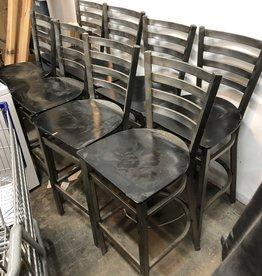 Metal Framed Bar Stools