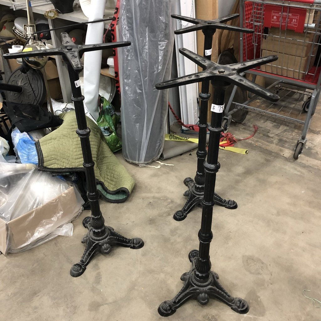 Iron XL Table Bases