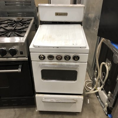 Vintage Magic Chef Stove