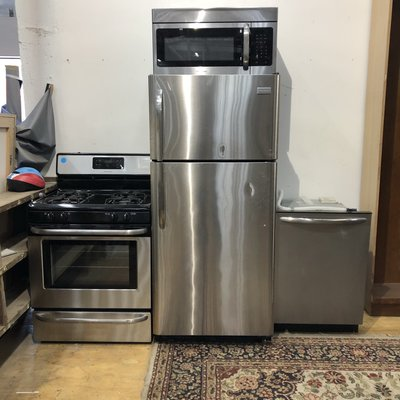 Frigidaire Appliance Pack