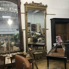 Gold Gothic XL Mirror