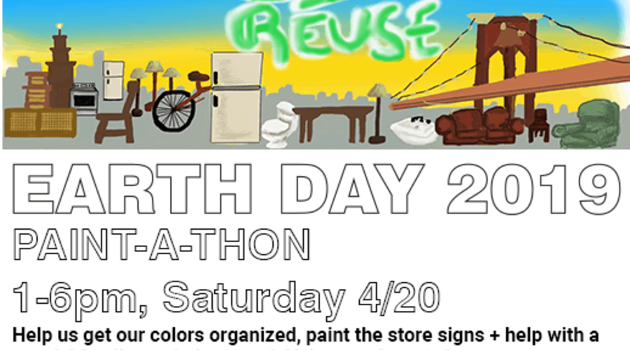 Volunteer Painters Wanted This Earth Day!