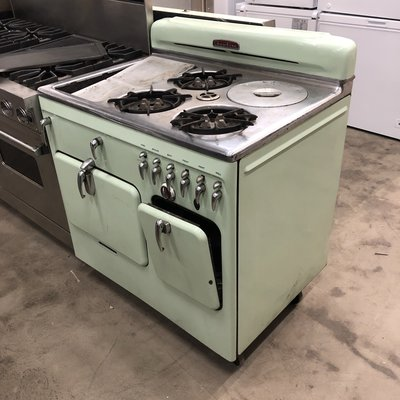 Vintage Chamber's Stove
