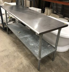 Standard Stainless Steel Table