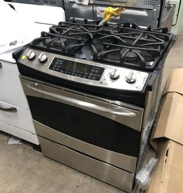 GE Profile 5 Burner Gas Range