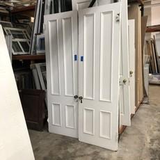4 Panel Blanco Entry Doors