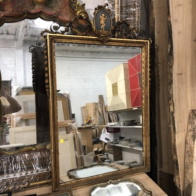 Antique 1700's Inspired Mirror
