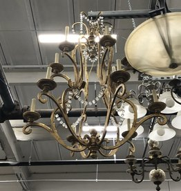 Designer Iron Chandelier