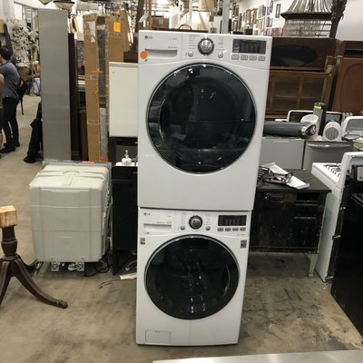 LG Stackable Washer/Dryer