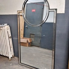 Baker Mosaic Mirror