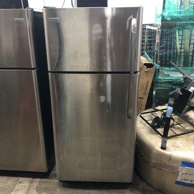 Frigidaire Stainless Steel Refrigerator #GRE