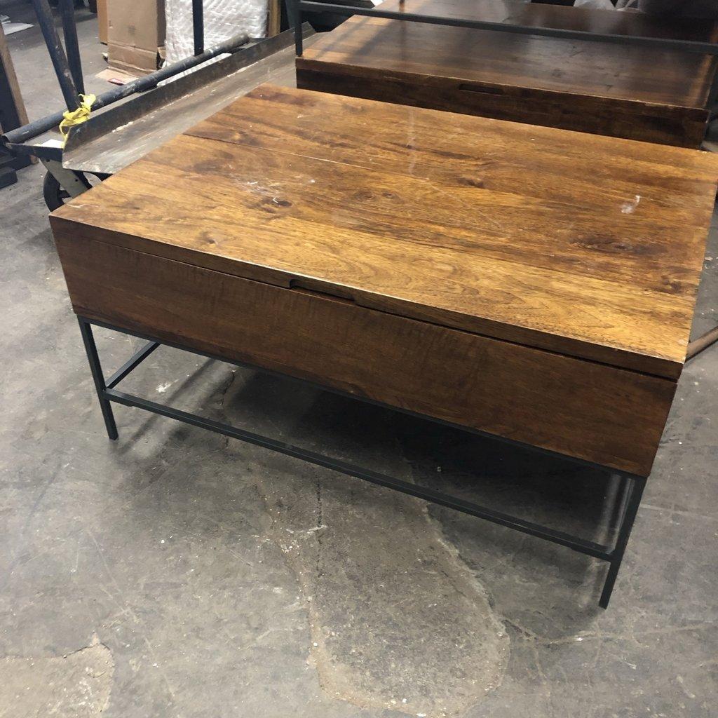Designer Coffee Table #BLU