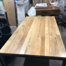 Designer Mangowood Top Office Table